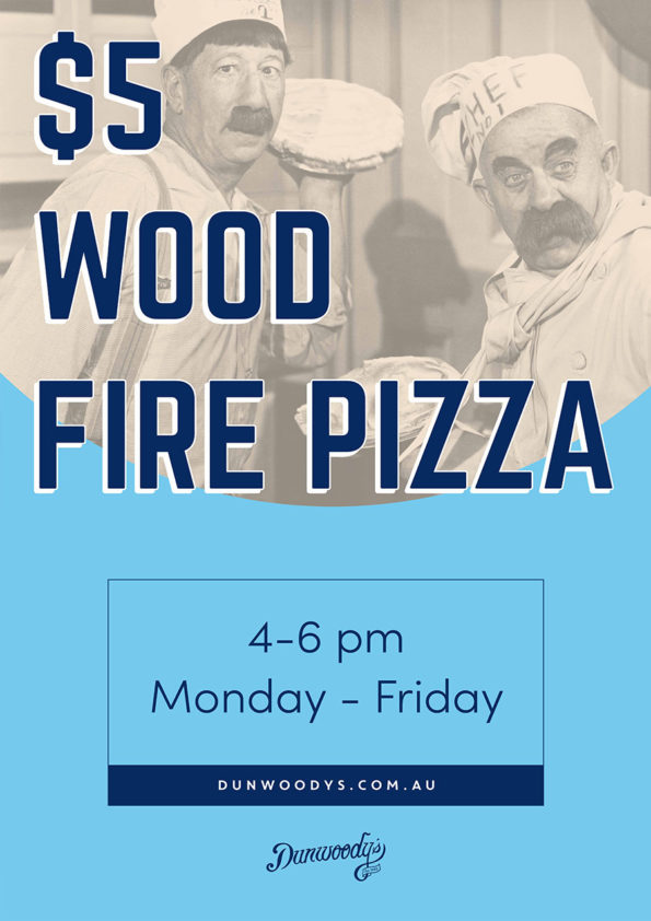 Wood Fired Pizza, Cairns