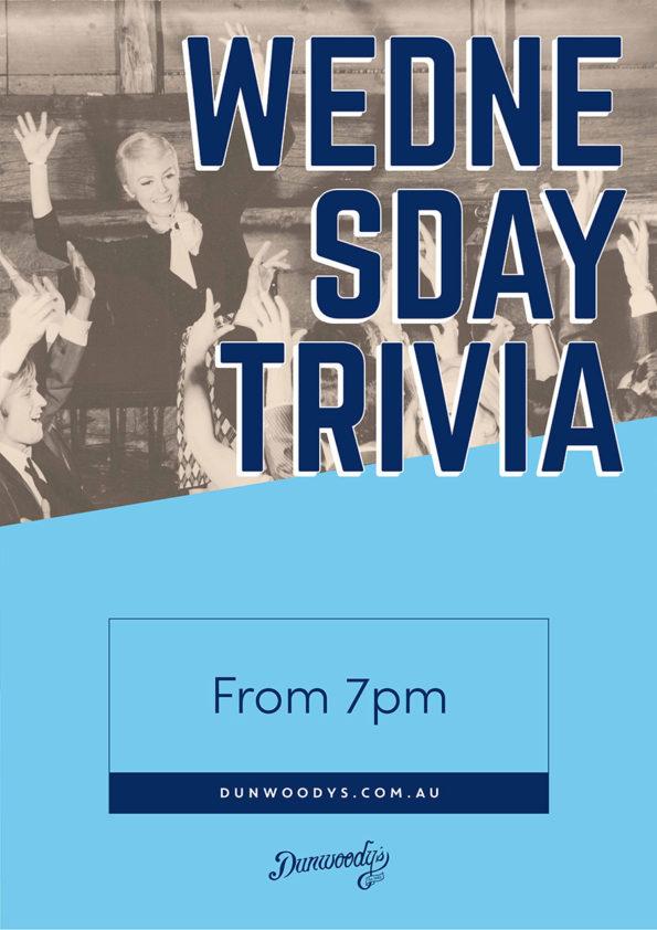 Trivia Night Cairns - Wednesdays